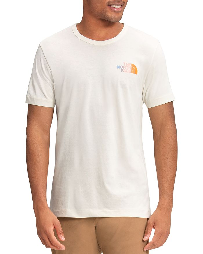 The North Face Cottons HIMALAYAN BOTTLE SOURCE COTTON BLEND GRAPHIC TEE