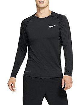 Nike - Slim Fit Long Sleeve Tee