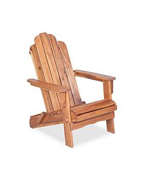 Sparrow & Wren - Delmare Outdoor Patio Adirondack Chair