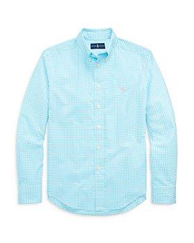 Ralph Lauren - Boys' Gingham Button-Down Shirt - Big Kid