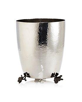 Michael Aram - Black Orchid Waste Basket- 100% Exclusive