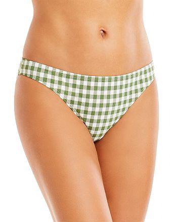 Tory Burch - Printed Bikini Bottom