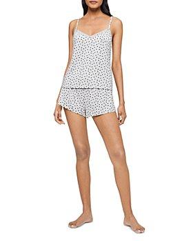 Calvin Klein - Heart Print Cami & Shorts Pajama Set