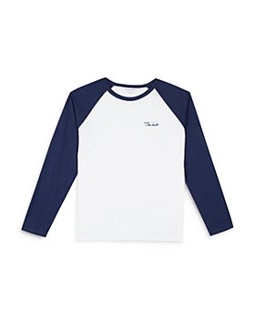 Maison Labiche - The Dude Embroidered Baseball Tee