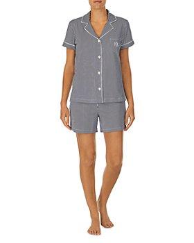 Ralph Lauren - Cotton Boxer Pajama Set