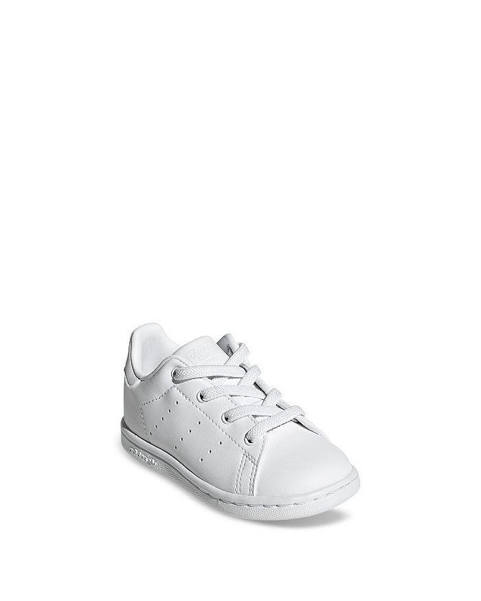 Adidas Originals UNISEX STAN SMITH SLIP ON SNEAKERS - WALKER, TODDLER