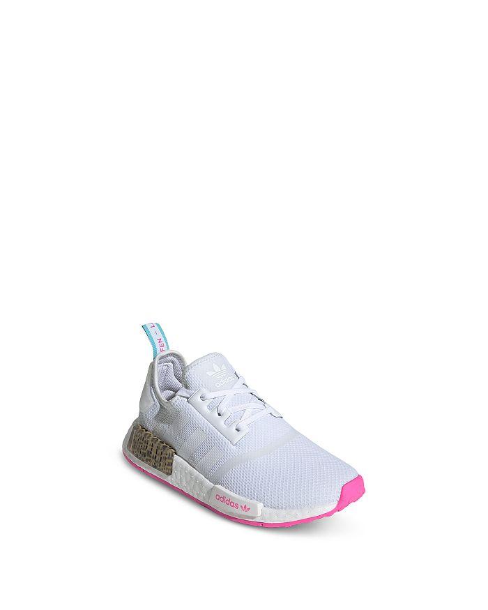 Adidas Originals GIRLS' NMD R1 LOW TOP SNEAKERS - LITTLE KID, BIG KID
