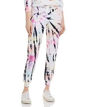 AQUA - Tie Dyed Jogger Pants - 100% Exclusive