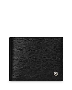 Montblanc - Westside Bifold Money Clip Leather Wallet