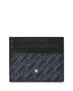 Montblanc - M Pattern Leather Card Case