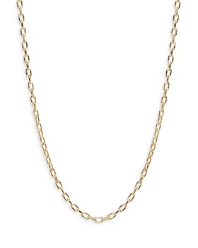"""Zoë Chicco - 14K Yellow Gold Chain Necklace, 20"""""""