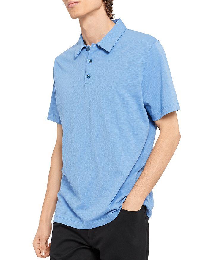 THEORY Shirts BRON REGULAR FIT POLO SHIRT