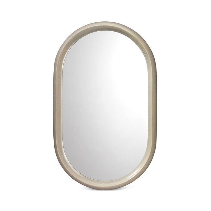 Jamie Young Clothing ALTITUDE OVAL MIRROR