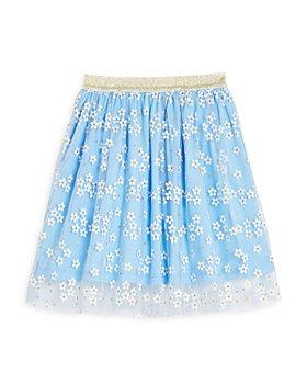 Sovereign Code - Girls' Ryann Floral Mesh Skirt - Little Kid, Big Kid