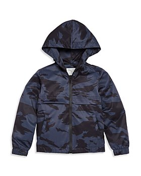 Sovereign Code - Boys' Reese Camo Print Tech Jacket - Little Kid, Big Kid