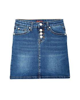 7 For All Mankind - Girls' Classic Denim Skirt - Big Kid