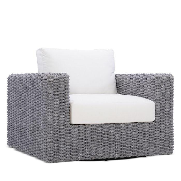 Bernhardt Furnitures CAPRI SWIVEL OUTDOOR CHAIR