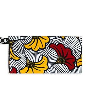 DIOP - Zohura Cotton Floral Print Bandana
