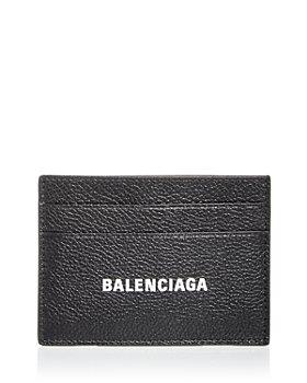 Balenciaga - Leather Card Case