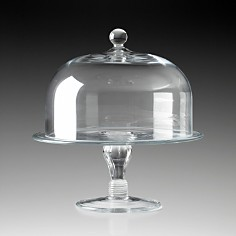 William Yeoward Crystal - William Yeoward Country Cake Dome & Stand