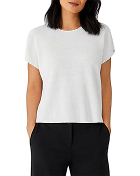 Eileen Fisher Petites - Dolman Crew Sweater