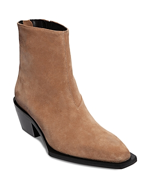 Allsaints Women's Lenora Pointed Toe Ankle Booties