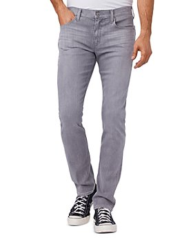 PAIGE - Lennox Slim Fit Jeans in Seeker
