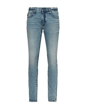 John Varvatos Star USA - Wight Slim Fit Jeans in Summer Sky