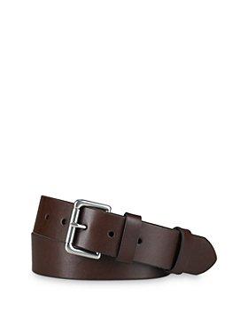 Polo Ralph Lauren - Leather Roller Buckle Belt