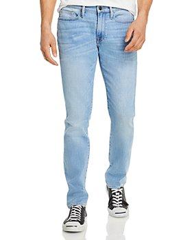 FRAME - L'Homme Skinny Fit Jeans in El Toro
