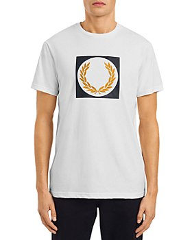 Fred Perry - Cotton Laurel Wreath Logo Graphic Tee