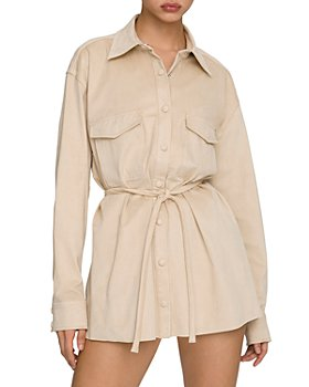 Good American - Belted Shacket