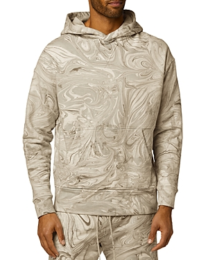 Joe's Jeans MARBLE DYE FRENCH TERRY HOODIE