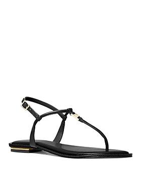 MICHAEL Michael Kors - Women's Fanning Thong Slingback Sandals