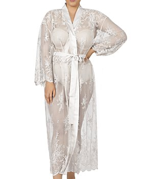 Rya Collection - Plus Darling Lace Robe