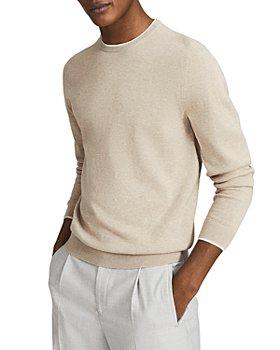REISS - Justice Slim Fit Crewneck Sweater