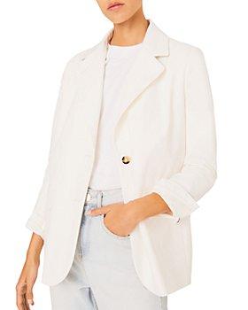ba&sh - Alea Single Button Blazer