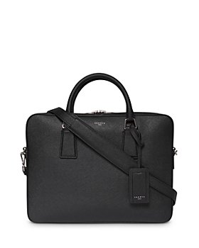 Sandro - Downtown Large Leather Briefcase