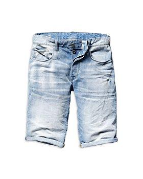 G-STAR RAW - 3301 Regular Fit Denim Shorts