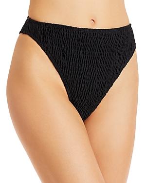 Isabella Smocked Bikini Bottom