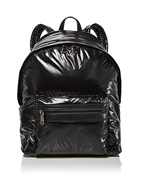 AQUA - Large Puffy Backpack - 100% Exclusive
