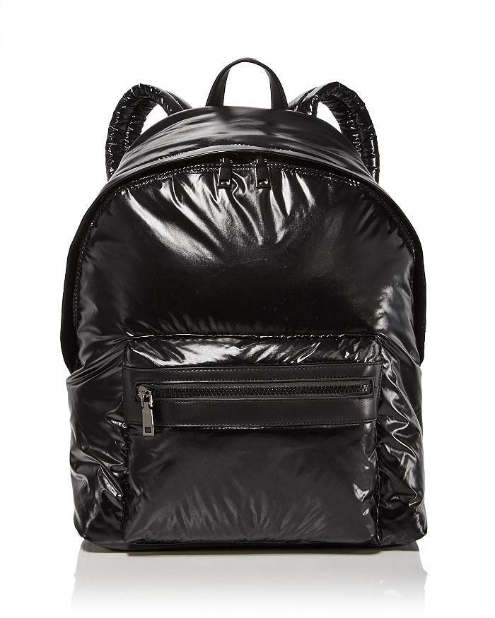 AQUA - Large Puffy Backpack - 100% Exclusive