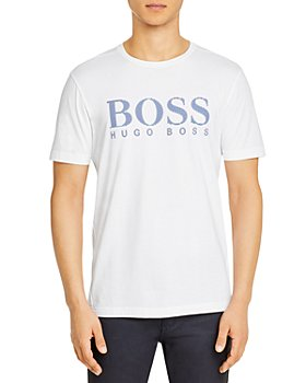 BOSS - Logo Crewneck Tee
