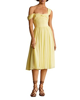 Ralph Lauren - Sleeveless Crepe Dress