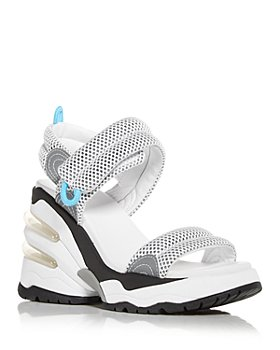 Ash - Women's Cosmos Wedge Platform Sneaker Sandals