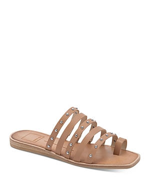 Women's Kaylee Studded Leather Sandals