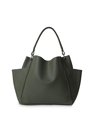 Iconic Leather Shoulder Bag