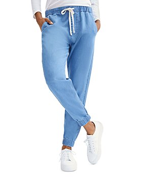 7 For All Mankind - Drawstring Jogger Pants