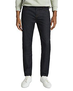 REISS - Car Slim Fit Jeans in Blue