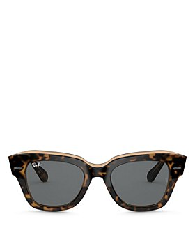 Ray-Ban - Women's State Street Square Sunglasses, 49mm